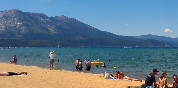 Pope Beach Image 1