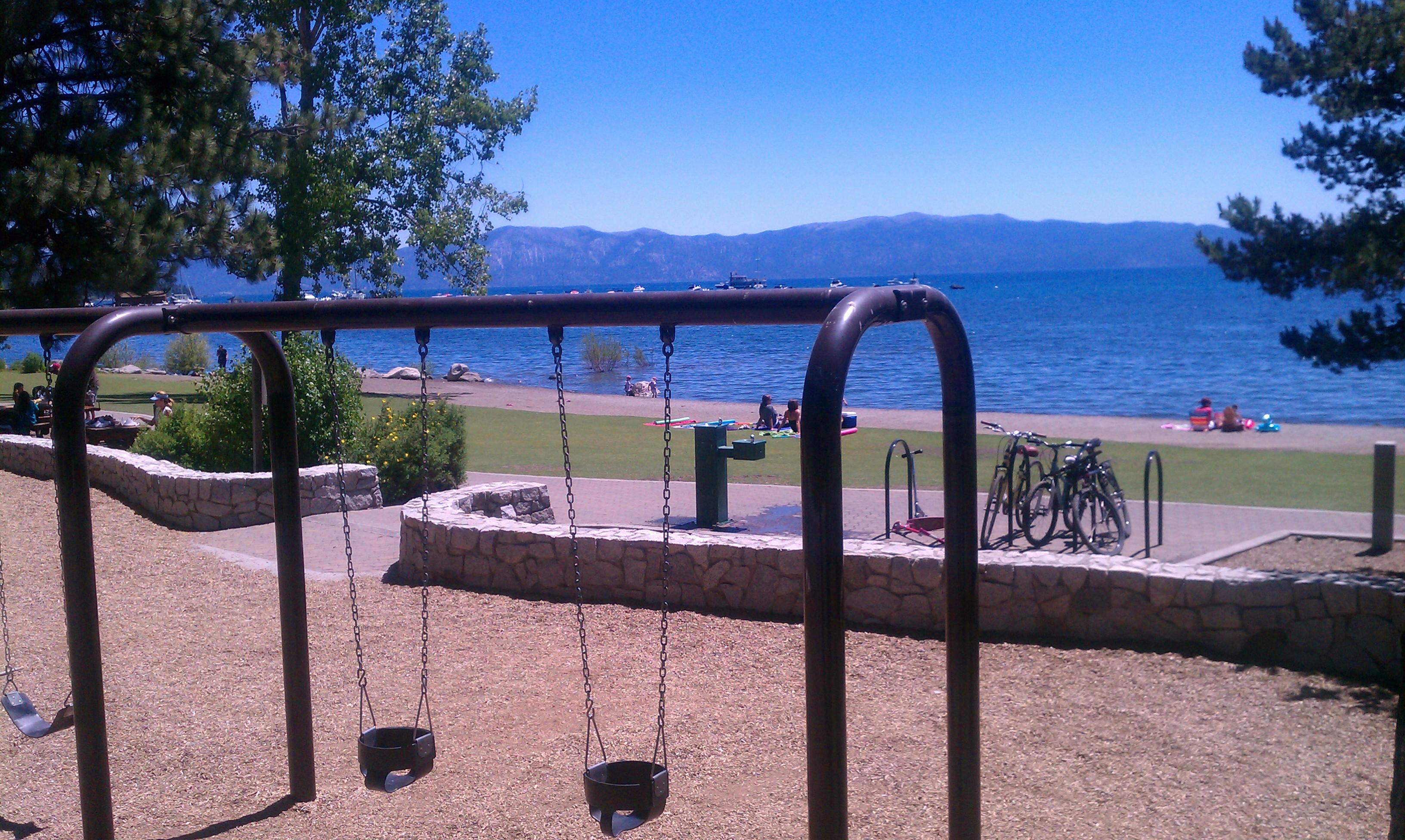 Tahoe City Commons Beach  Image 5